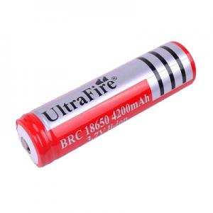 3.7 Ultra Fire Battery