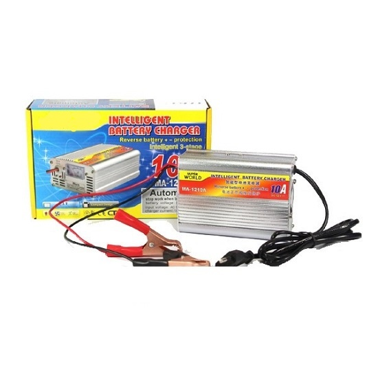 12V 10A Battery Charger