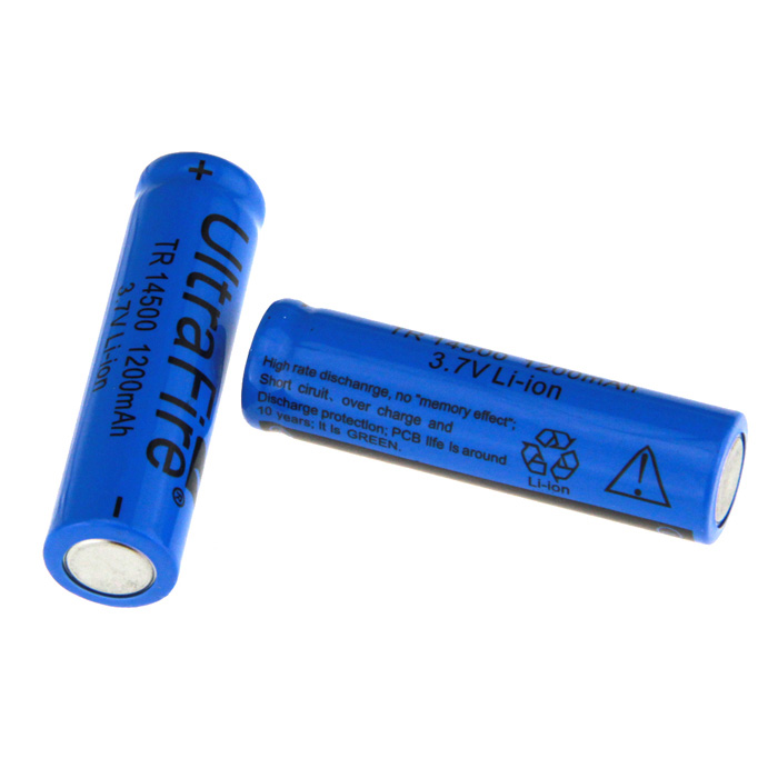 UltraFire AA Battery 3.7V