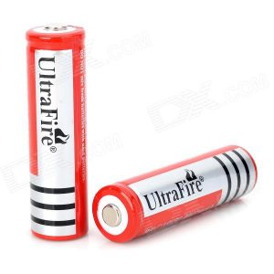 3.7 Ultra Fire Battery 18650