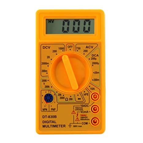 Digital Multimeter 830 Sires