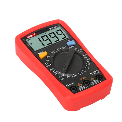 Digital Multimeter UT33C+