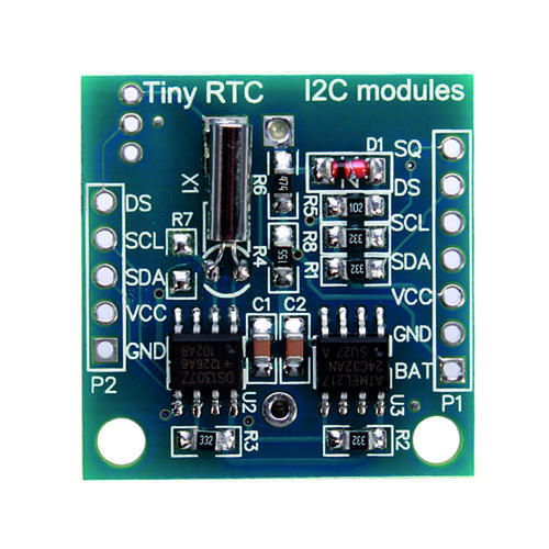 DS-1307-real-time-module