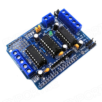 L293D-4-Channel-Motor-Control-Shield-Stepper