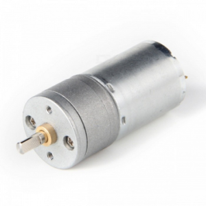 300 Rpm Geared Motor