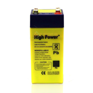 4V Rechargeable Battery
