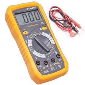 DT 9205A+Digital Multimeter